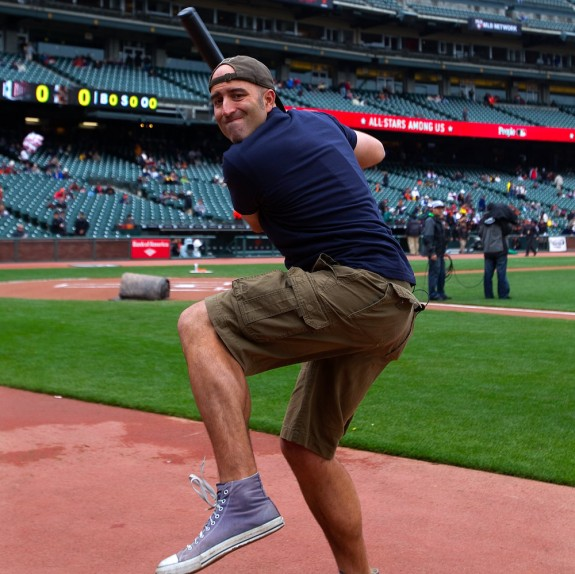 q and a with the �batting stance guy� the unbiased mlb fan