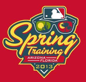 MLB-Spring-Training-2013-logo