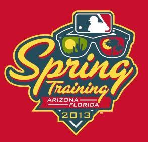 MLB-Spring-Training-2013-logo
