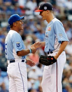 George Brett,  Alex Meyer