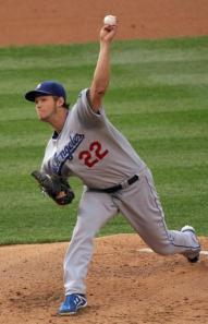 Clayton Kershaw 4 seam fastball