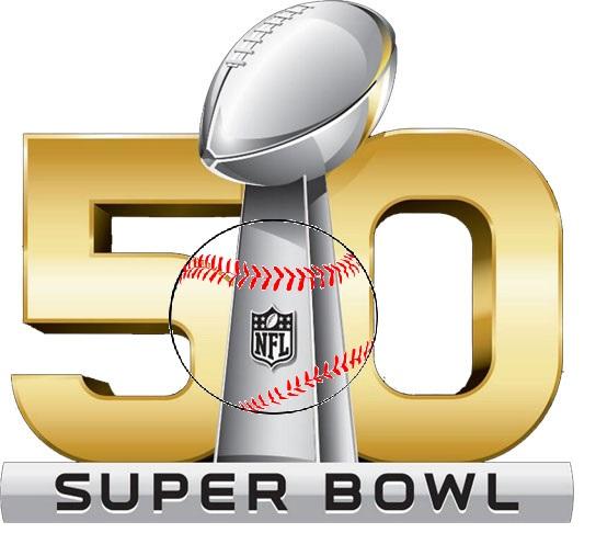 Super Bowl Baseball