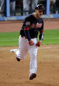 APTOPIX World Series Cubs Indians Baseball